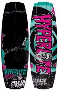 Hyperlite Franchise Wakeboard Review
