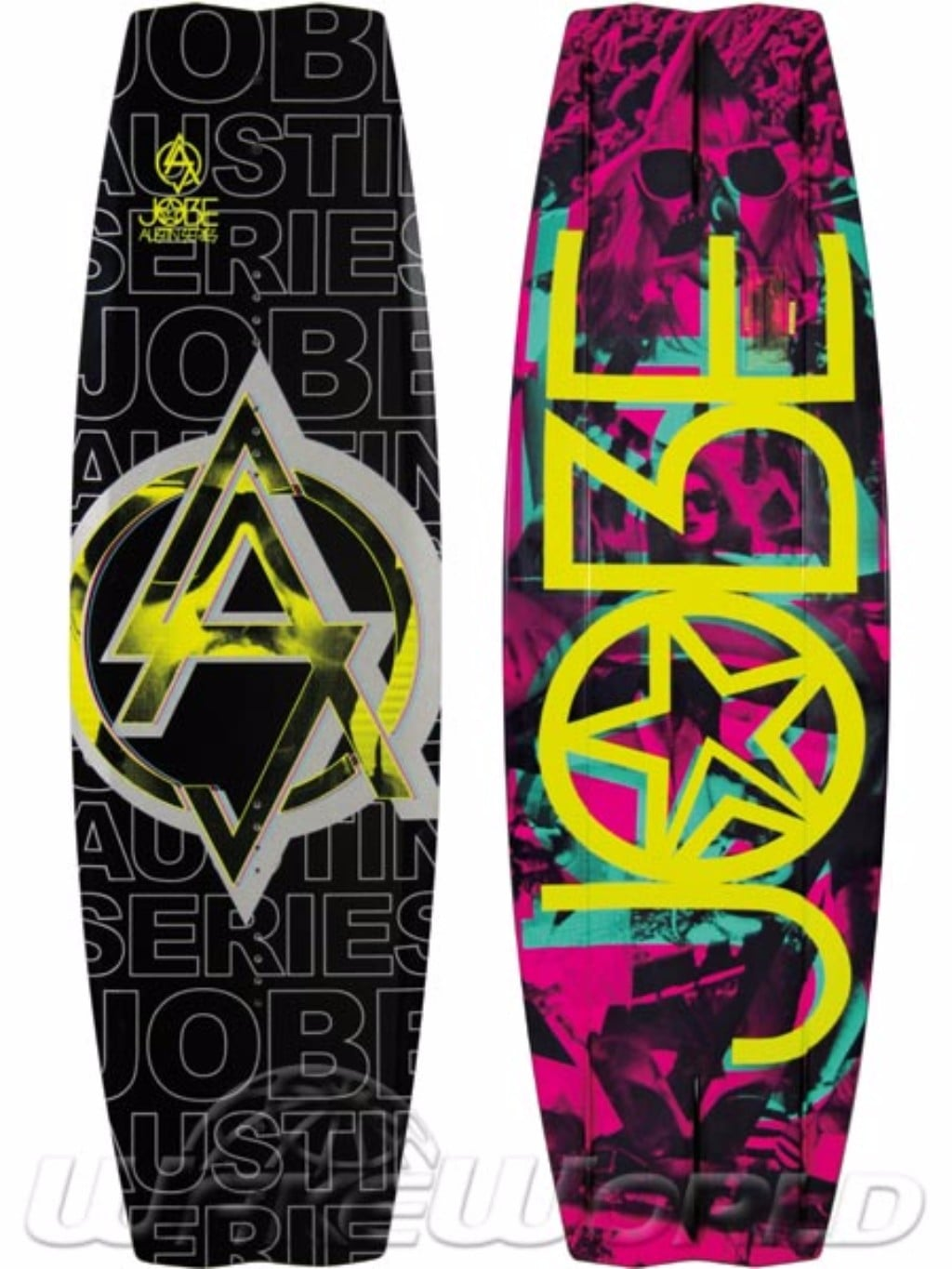 Jobe Austin Series Wakeboard Review