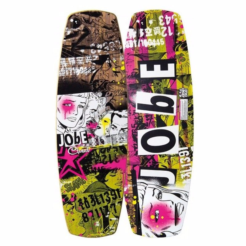 Jobe Cloud Flex Wakeboard Review