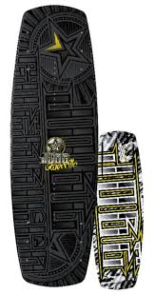Jobe Guerrilla Flex Series Wakeboard Review