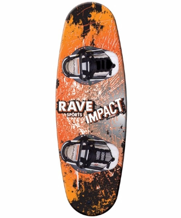 Rave Jr. Impact 122cm Wakeboard Review