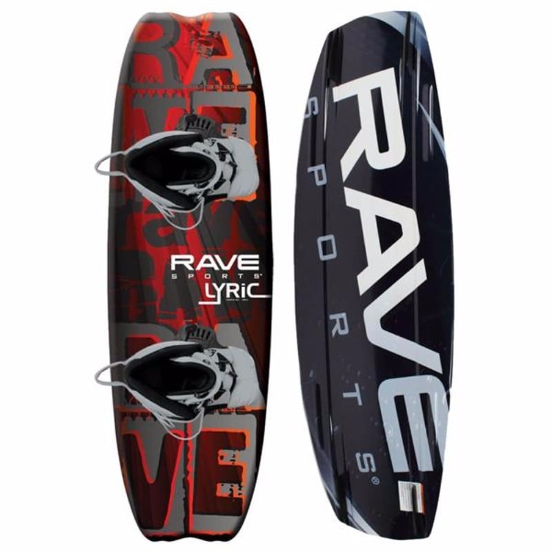 Rave Sports Lyric 141cm Wakeboard Review