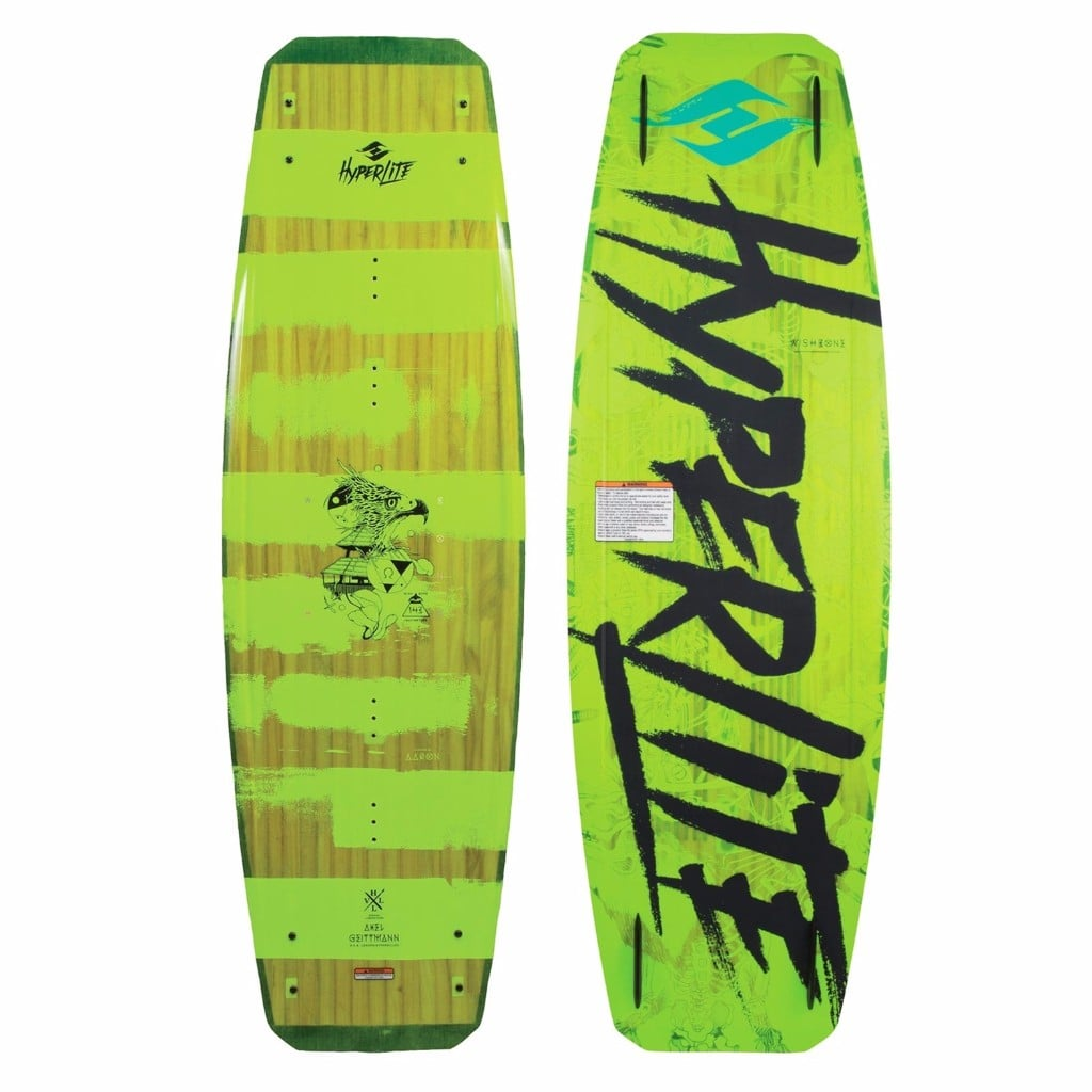 Hyperlite 2016 Wishbone Wakeboard Review