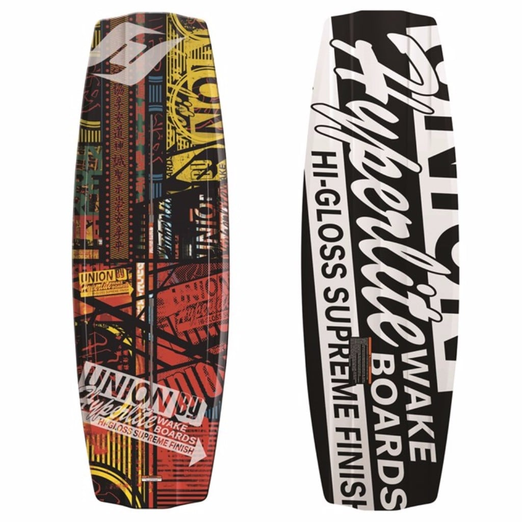 Hyperlite Union Men's Wakeboard Review