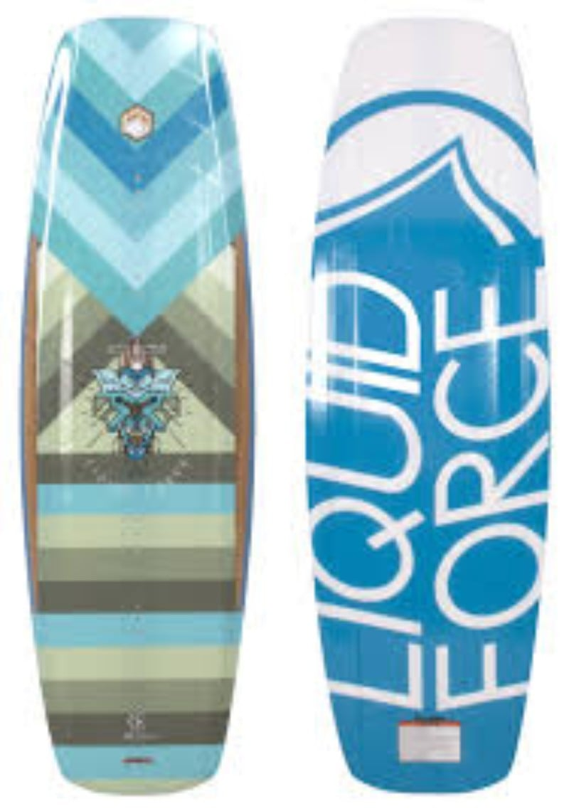 Liquid Force 2017 Arris Women's Wakeboard Review