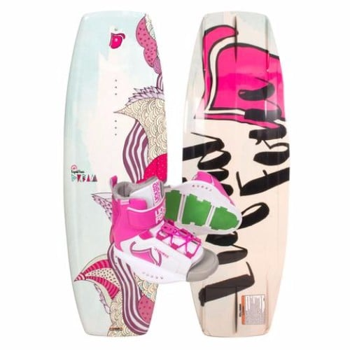 Liquid Force 2017 Dream Kid's Wakeboard Review