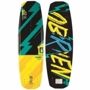 O'Brien Fremont Blem Kids Wakeboard Review