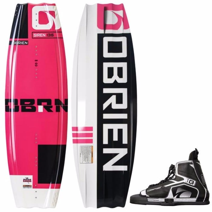 O'Brien Siren Women's Wakeboard Review