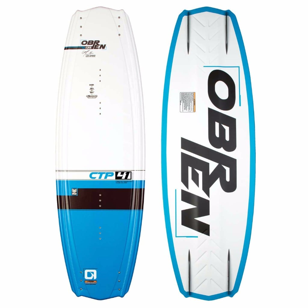 O'Brien CTP Wakeboard Review