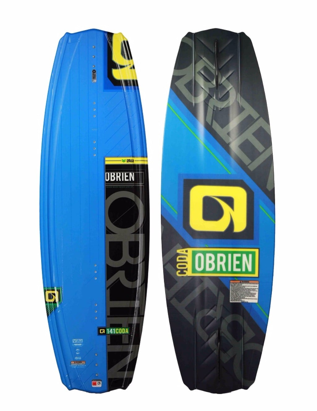 O'Brien Coda Wakeboard Review