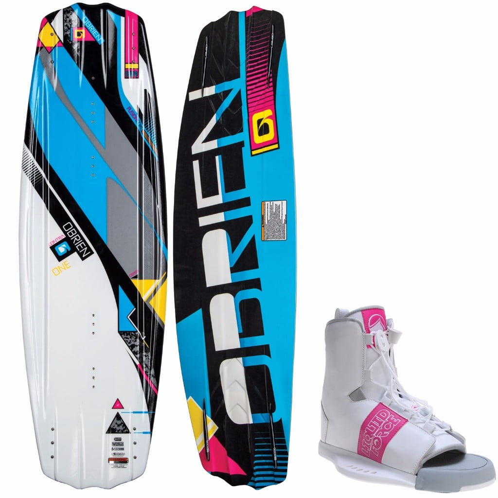 O'Brien Contra Impact Men's Wakeboard Review
