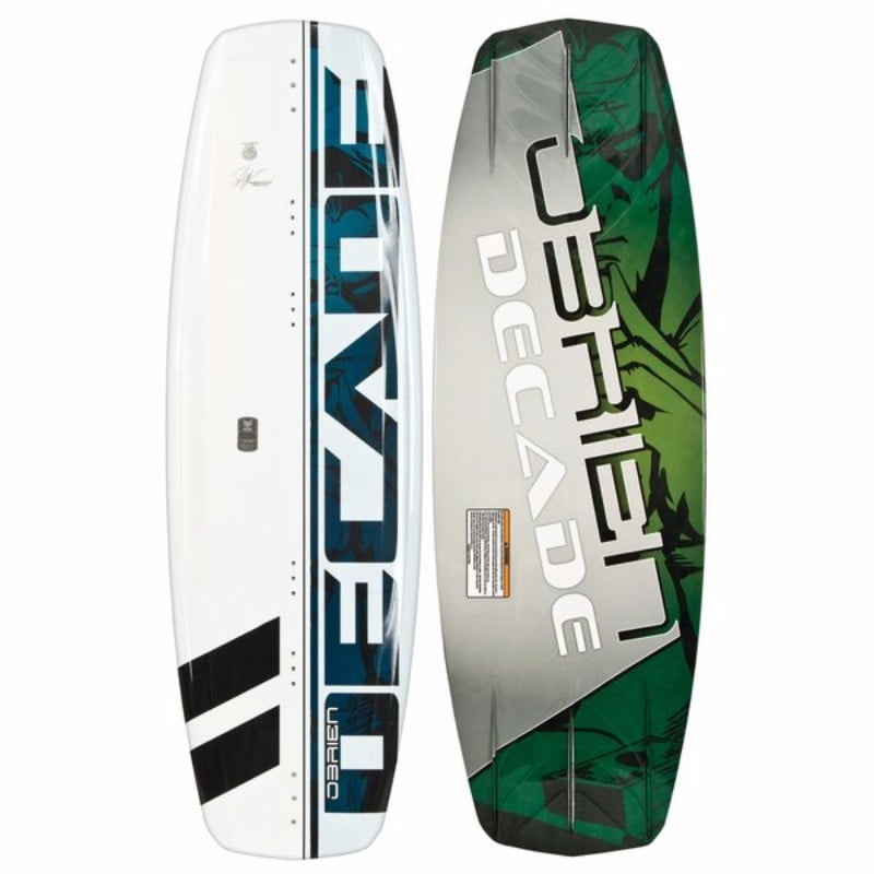 O'Brien Decade Impact Blem 139cm Men's Wakeboard Review