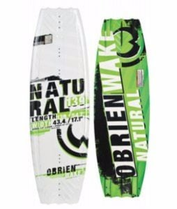 O'Brien Natural Blem 139cm Men's Wakeboard Review