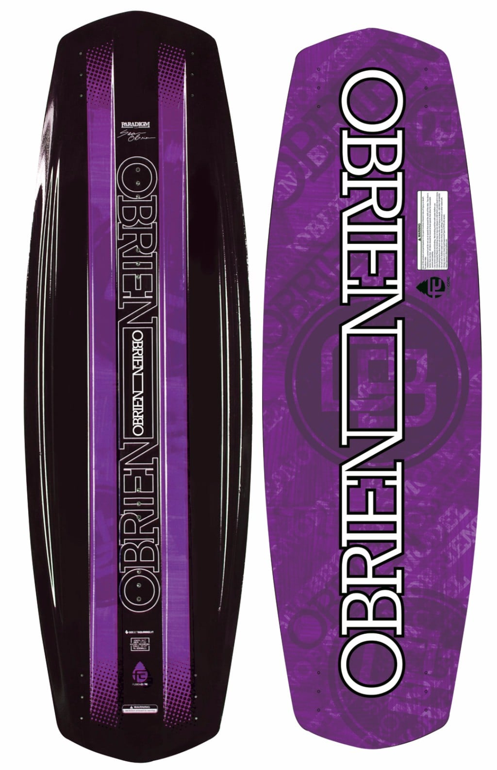 O'Brien Paradigm Blem 139cm Men's Wakeboard Review
