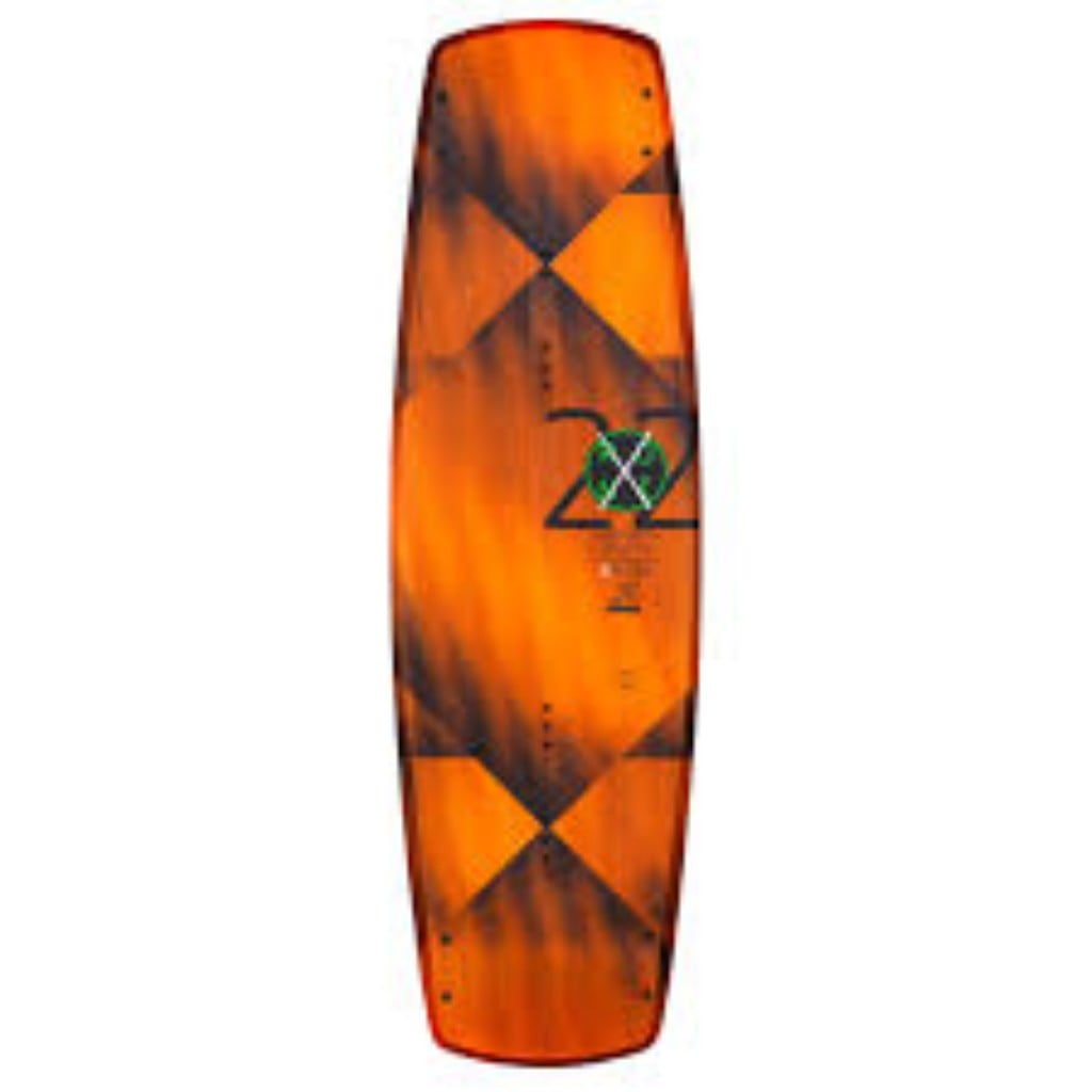 Ronix 2016 Code 22 Intelligent Wake Core Wakeboard (3D Orange) Review