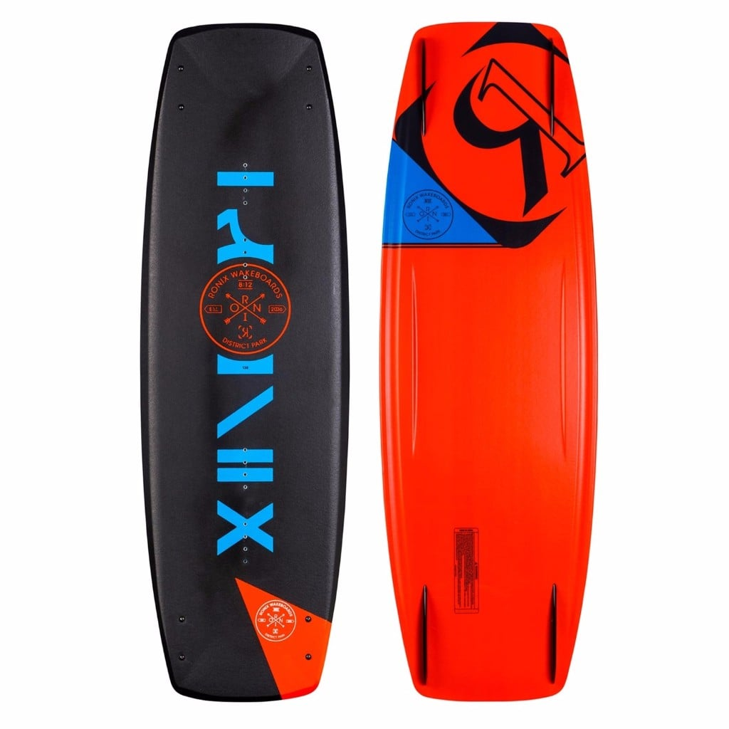 Ronix 2016 District Park Wakeboard Review