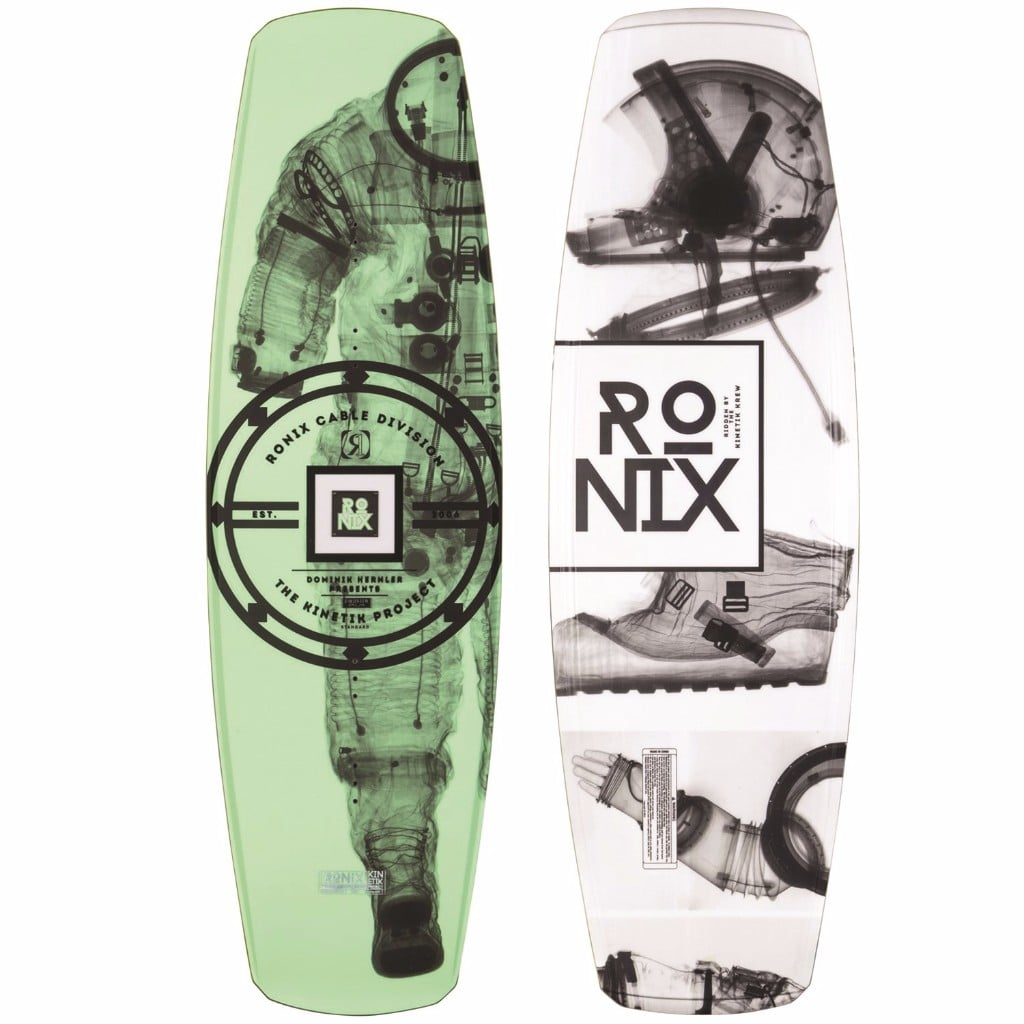 Ronix 2016 Kinetik Project Intelligent Park Core 2.0 Wakeboard Review