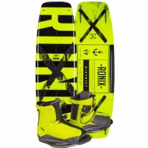 Ronix 2017 District GP Wakeboard Review