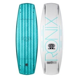 "Ronix 2017 Limelight ATR ""SF"" (Anodized Turquoise) Women's Wakeboard Review"