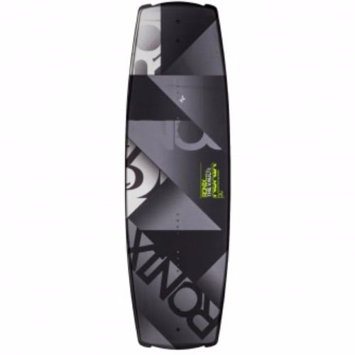 Ronix 2017 Vault Metallic Silver Wakeboard Review