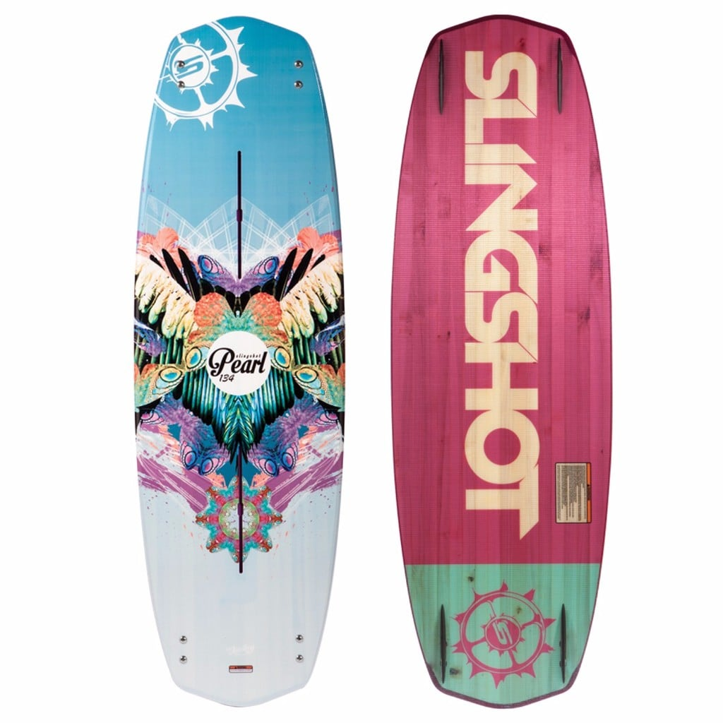 Slingshot Pearl Blem Women's Wakeboard Review