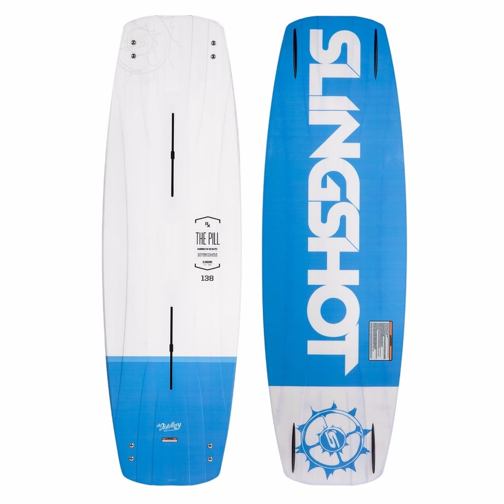 Slingshot 2016 Pill Wakeboard Review
