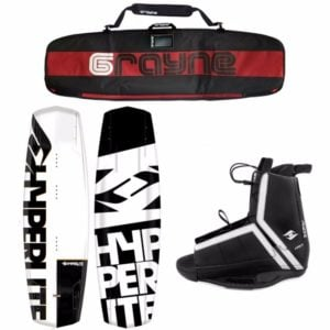 Hyperlite 2017 Agent Wakeboard Review
