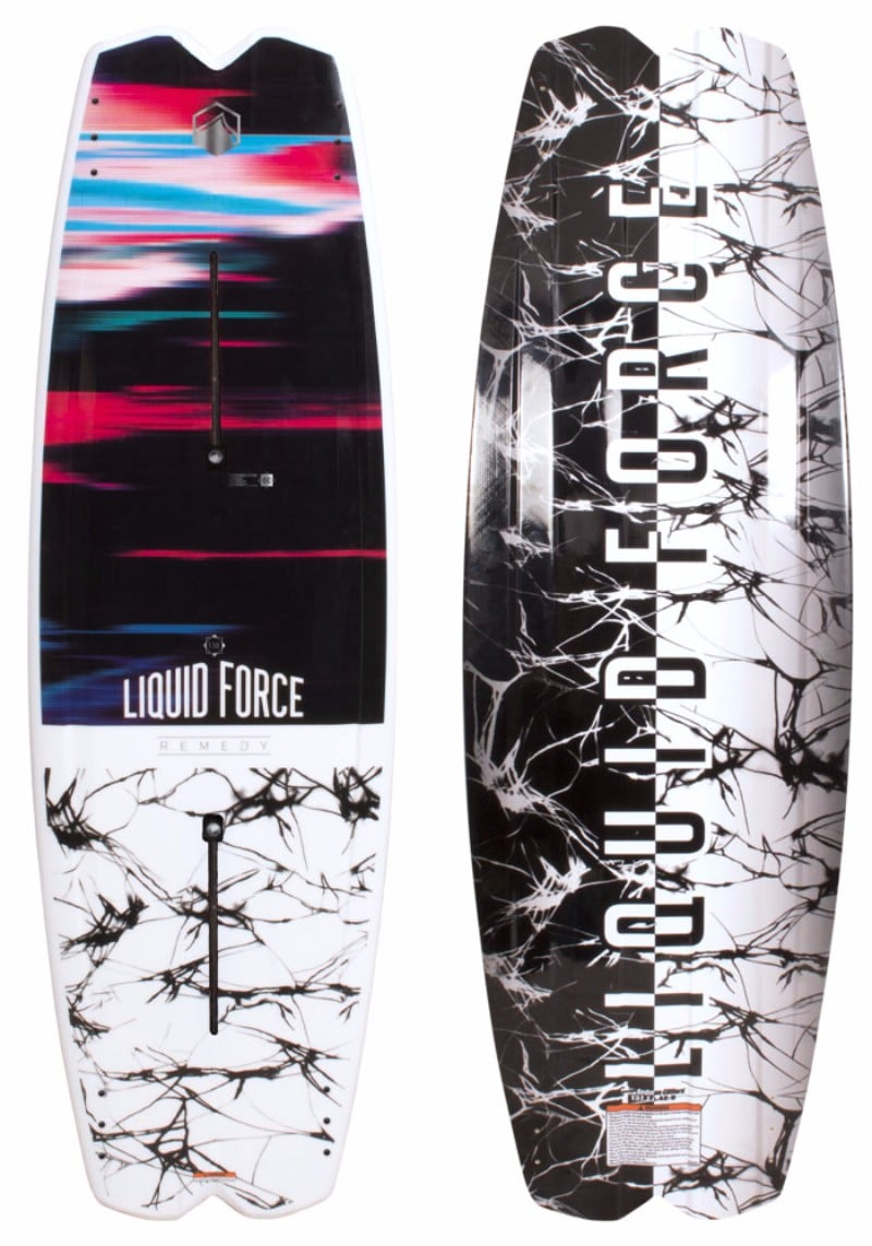 Liquid Force 2017 Remedy Wakeboard Review
