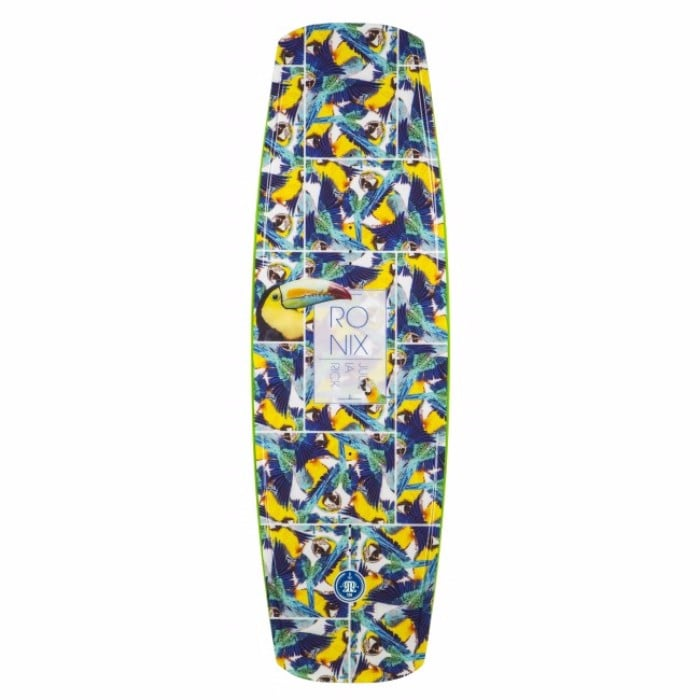 Ronix 2017 Julia Rick Flexbox 2 Let's Get Tropical Wakeboard Review
