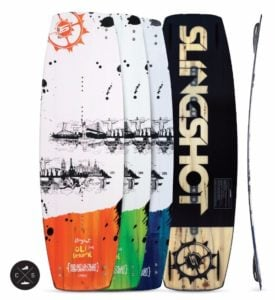Slingshot 2017 Oli Wakeboard Review