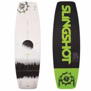Slingshot 2017 Whip Wakeboard Review