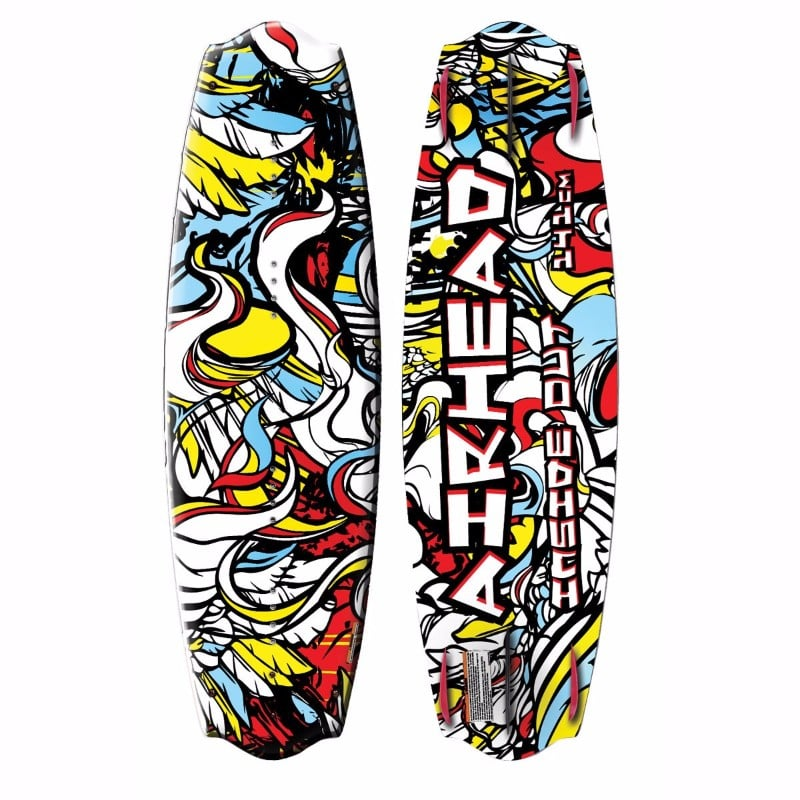 Airhead AHW-5020 Inside Out Wakeboard Review