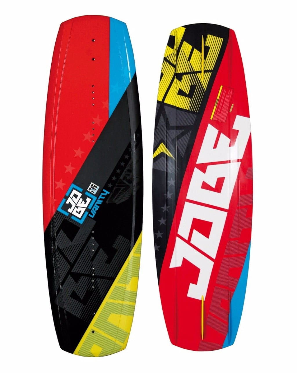 Jobe Vanity Series Wakeboard Review