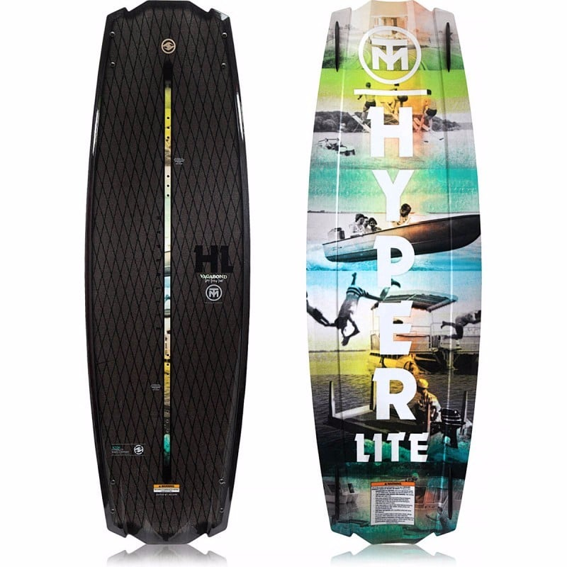 Hyperlite 2017 Vagabond Wakeboard Review