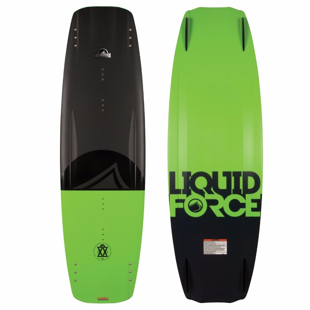 Liquid Force Peak LTD Blem Men's Wakeboard Review