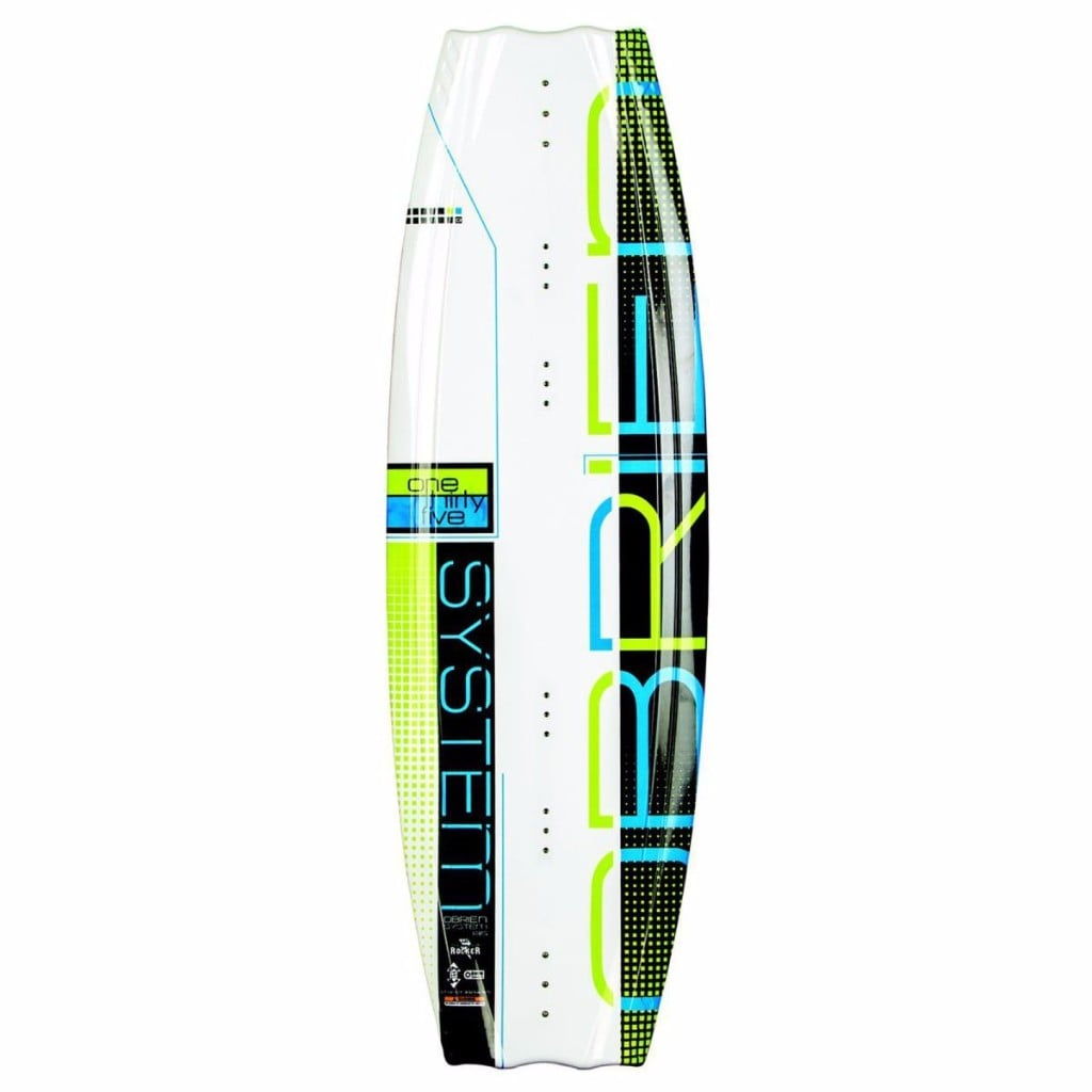 O'Brien System Blank Wakeboard Review
