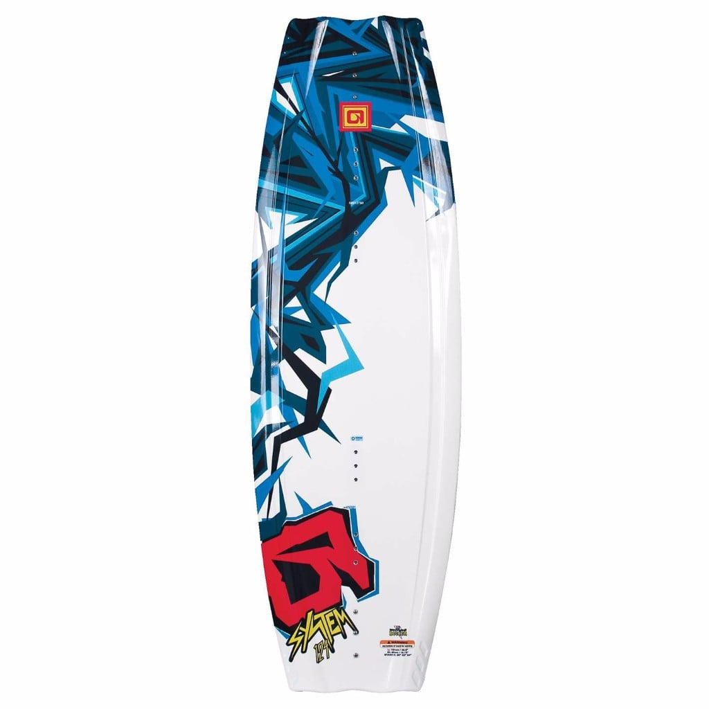 O'Brien System Kids wakeboard 2016 Review