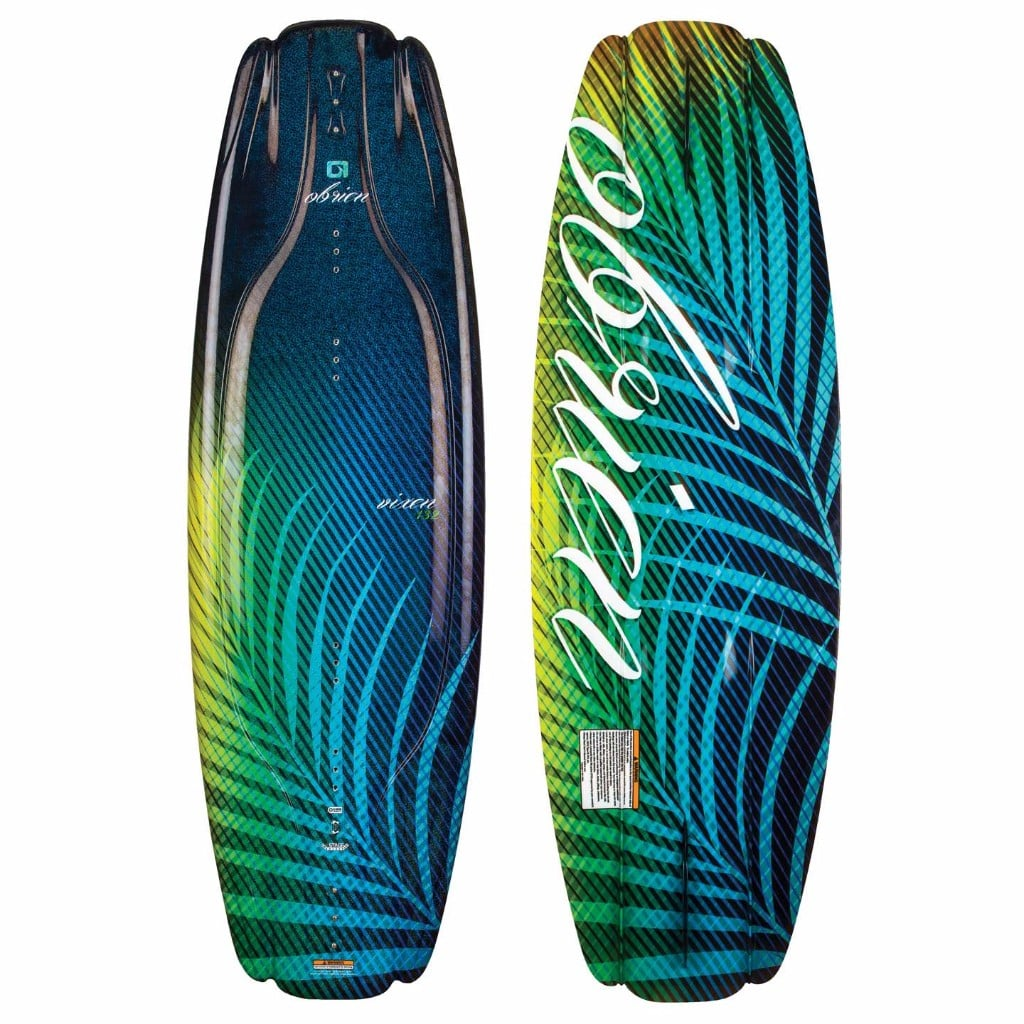 O'Brien Vixin Wakeboard Review