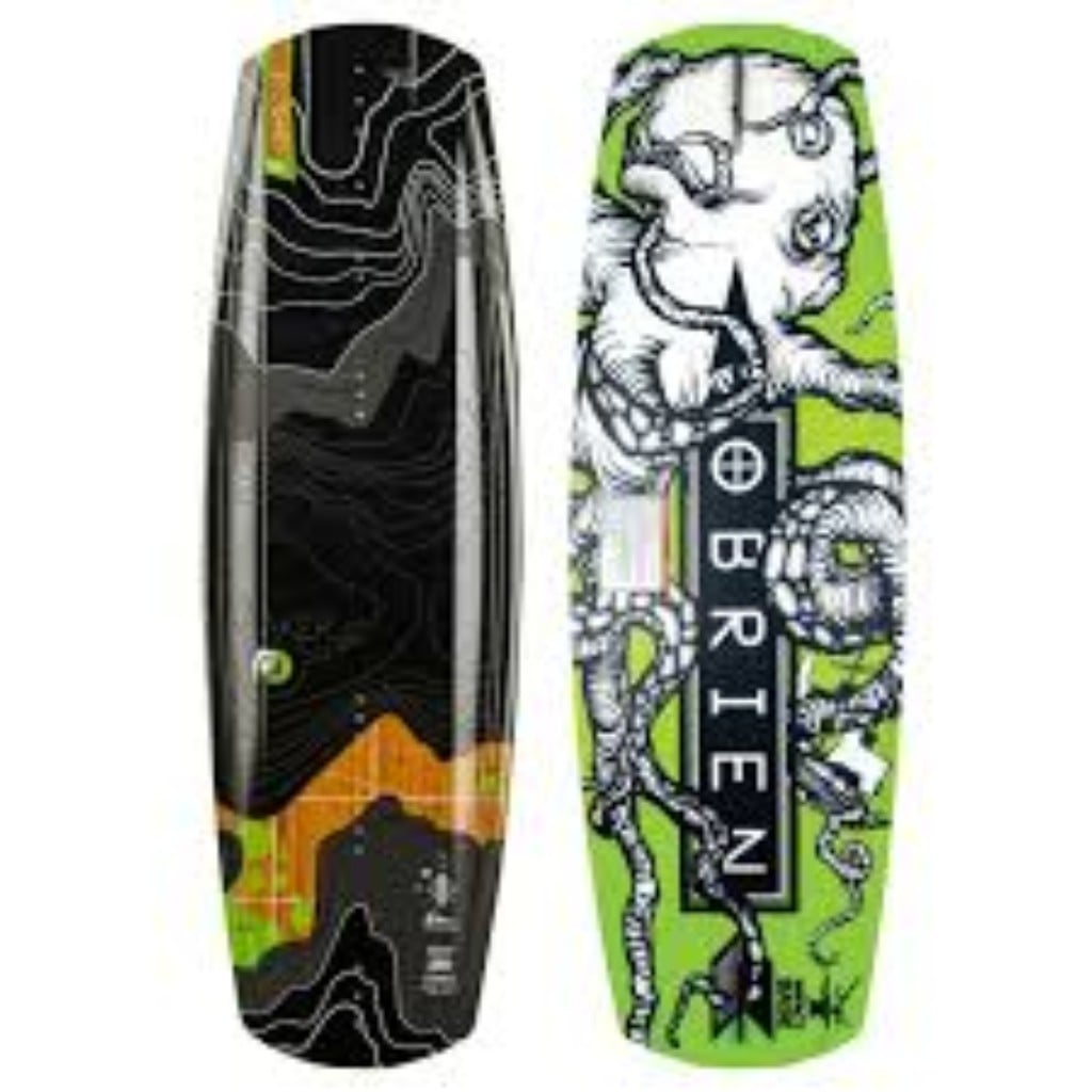 O'Brien Baker Men's Wakeboard Review