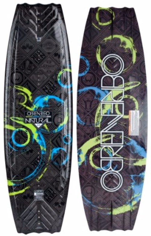 O'Brien Natural 144cm Men's Wakeboard Review