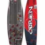 O'Brien Paradigm Wakeboard with Liquid Force Bindings 144cm