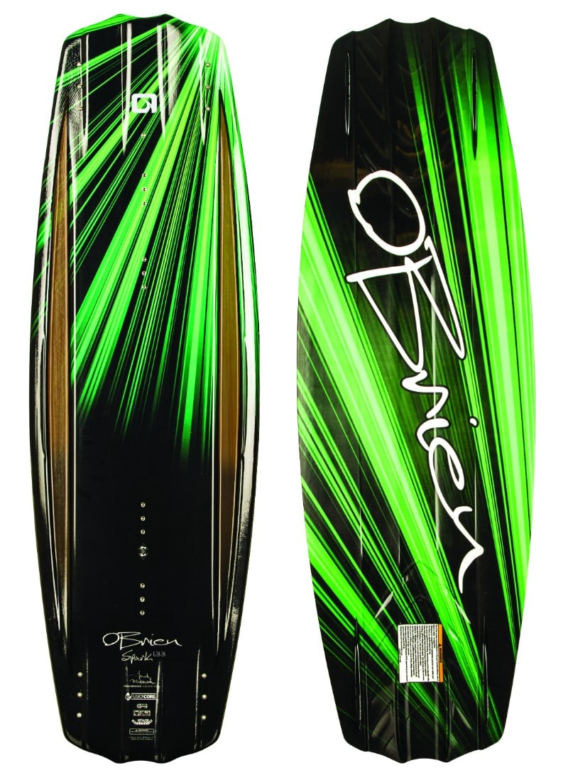 O'Brien Spark 133cm Wakeboard Review