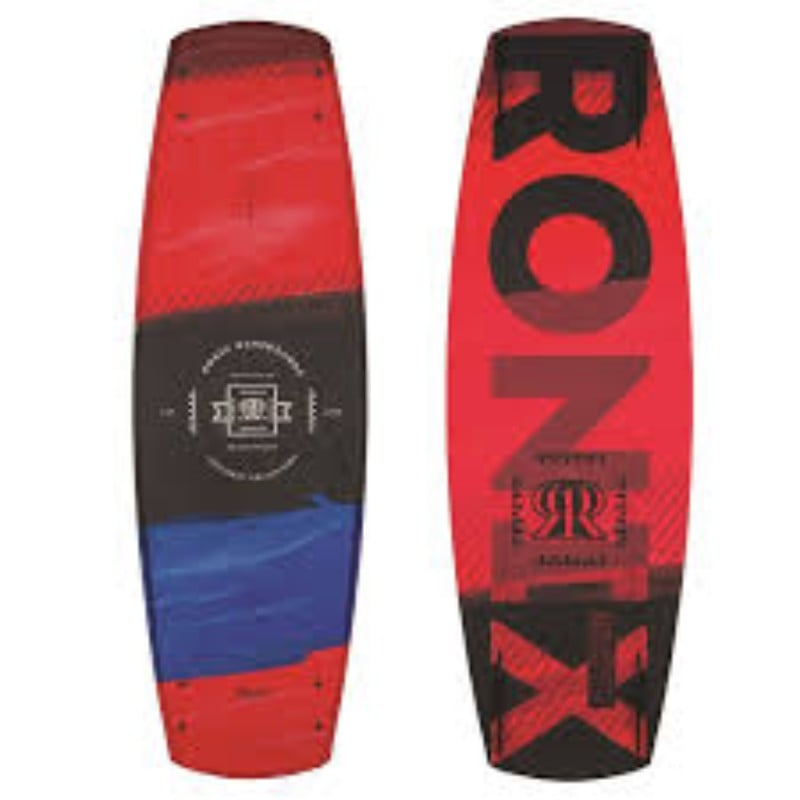 Ronix Limelight ATR Electric Papaya/3D Blue Wakeboard Review