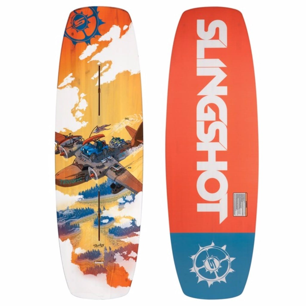 Slingshot 2016 Terrain Wakeboard Review