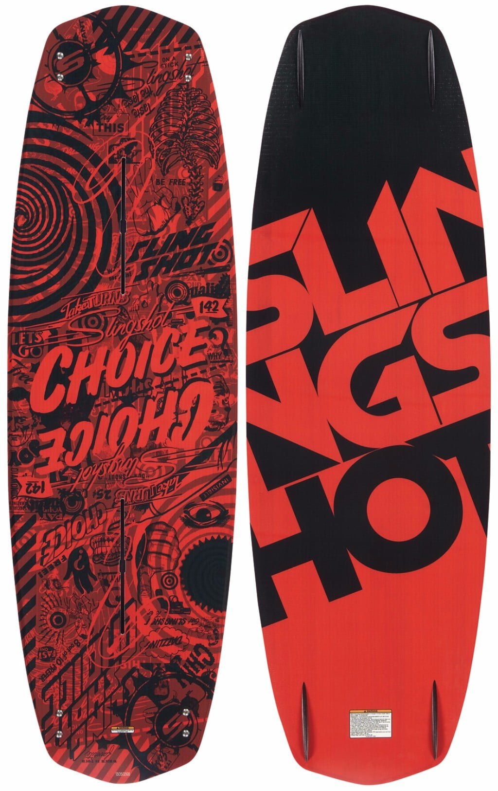 Slingshot Choice 142cm Men's Wakeboard