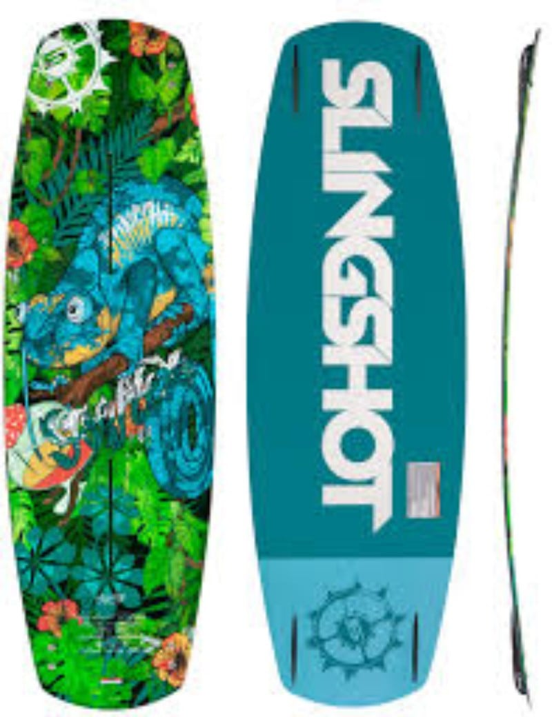 Slingshot Reflex Blem Men's Wakeboard Review