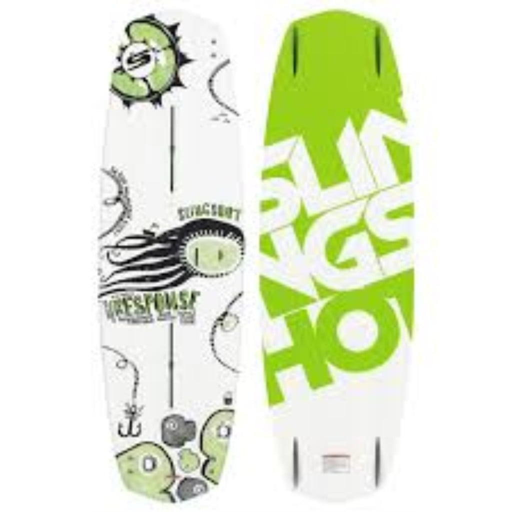 Slingshot Response 142cm Men's Wakeboard Review