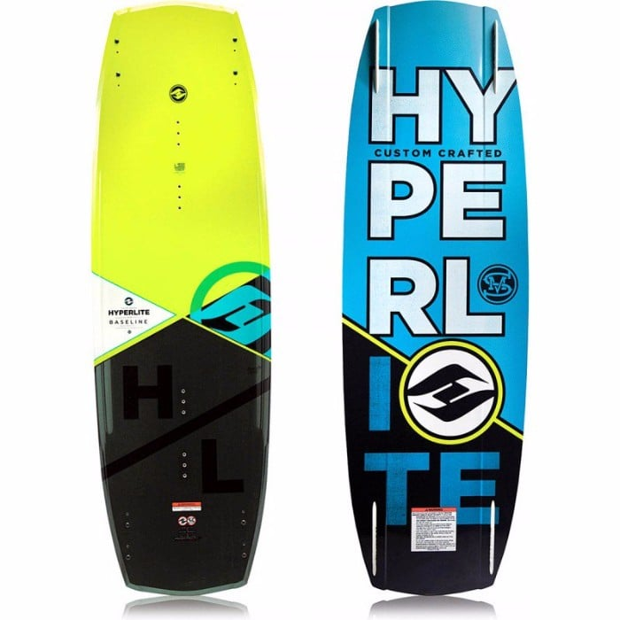 Hyperlite 2017 Baseline Men's Wakeboard Review