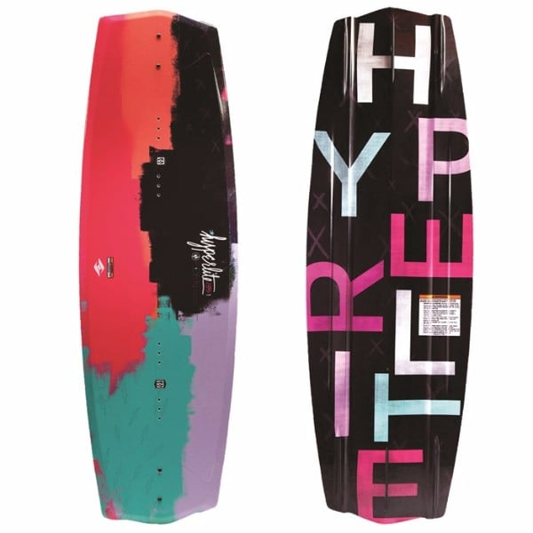Hyperlite 2017 Eden 2.0 Women's Wakeboard Review