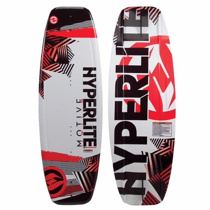 Hyperlite 2017 Motive Wakeboard Review